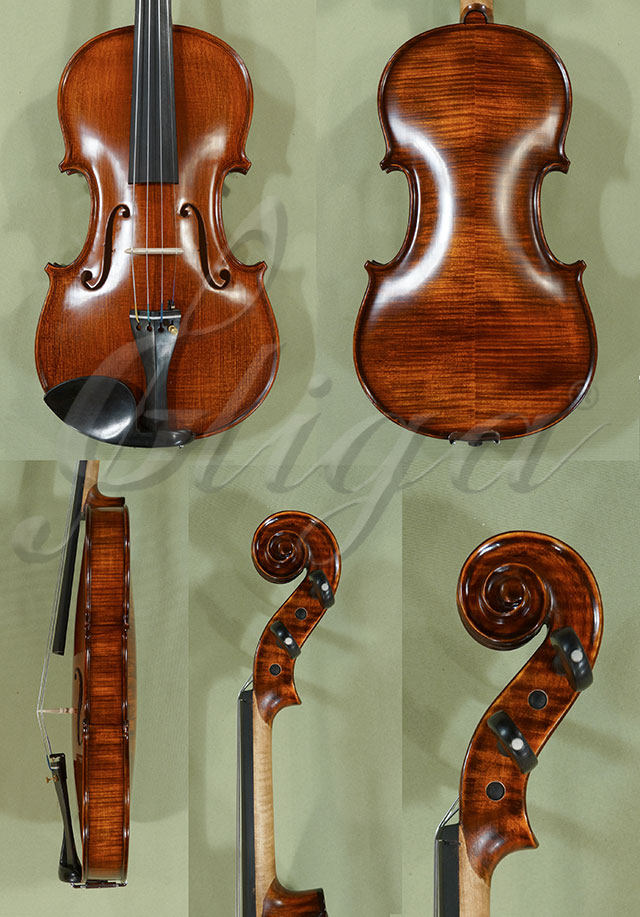 Stained Antiqued 4/4 PROFESSIONAL 'GAMA Super' Violin
