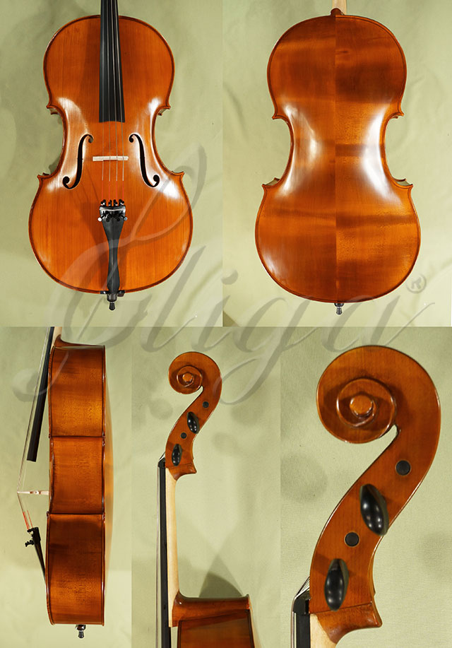 4/4 School 'GENIAL 1-Oil' Left Handed Cello