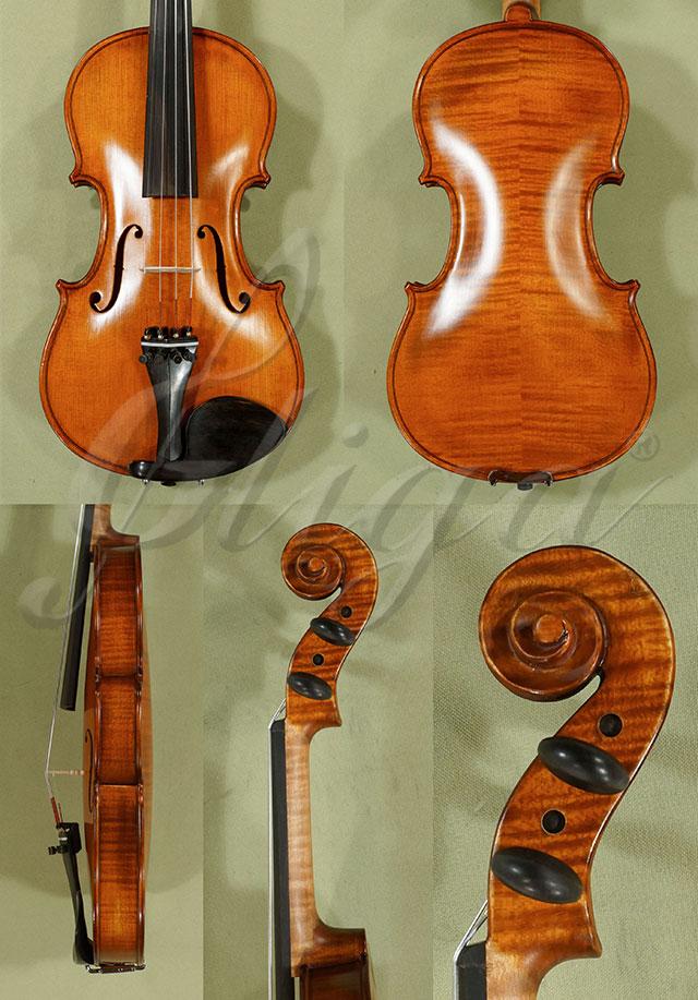 Antiqued 1/2 Student 'GEMS 2' Left Handed Violin