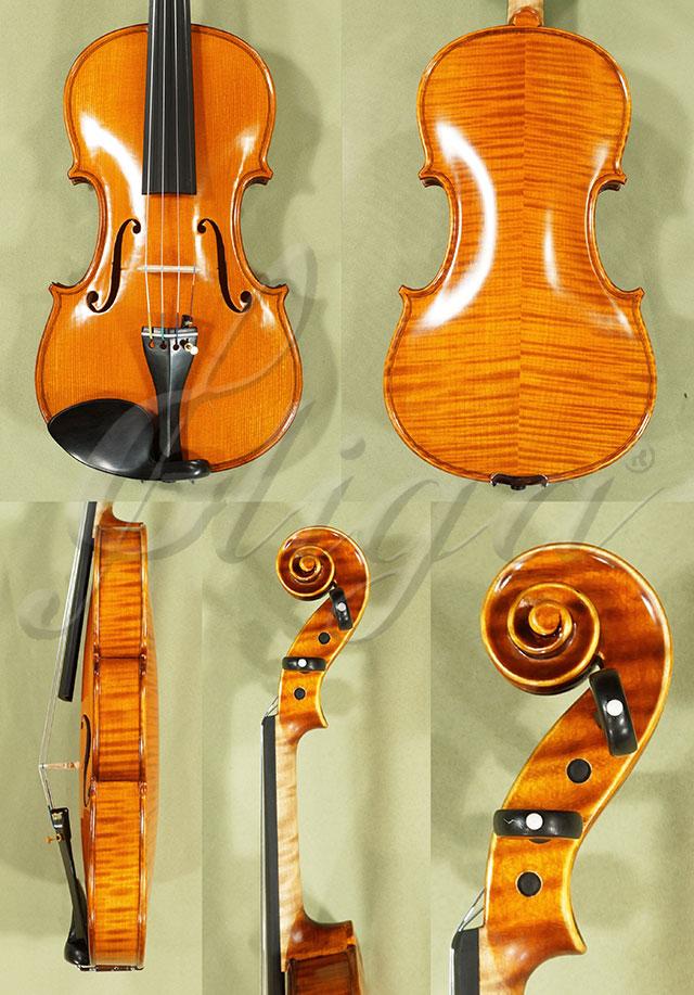 4/4 Gama Advanced Handmade Violin - Code C9237V