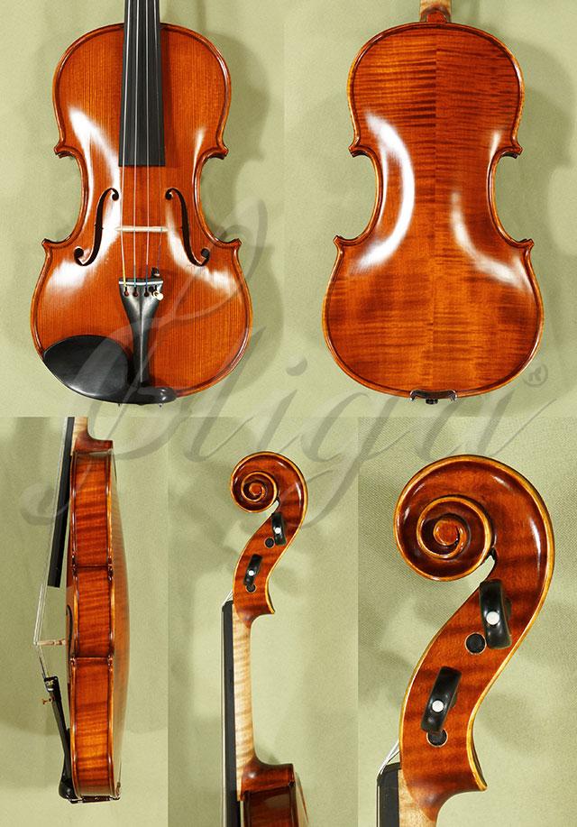 4/4 Gama Professional Handmade Violin Code C9240V