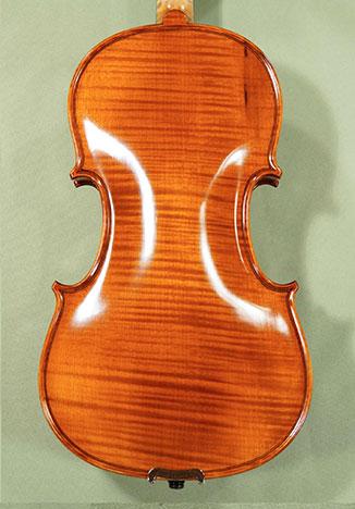 Antiqued 4/4 PROFESSIONAL 'GAMA Super' One Piece Back Violin on sale