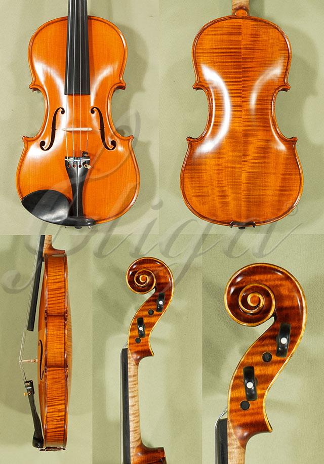 4/4 Gama Advanced Handmade Violin - Code C9405V