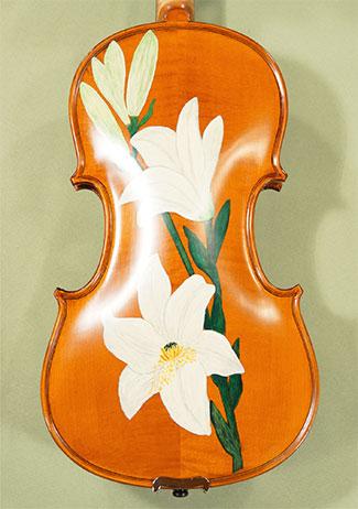 4/4 Student \'GEMS 2\' Lilies Violin on sale