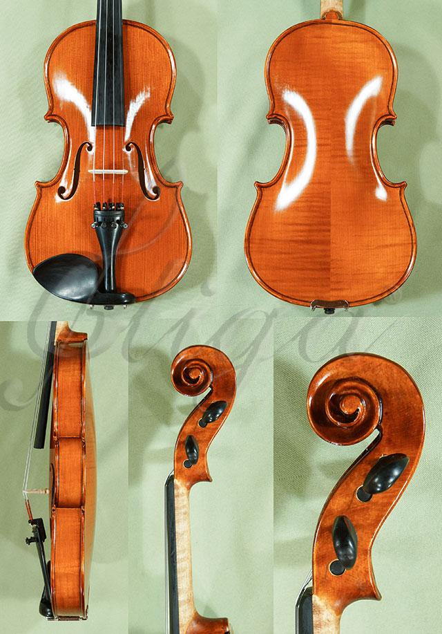 3/4 Gems 1 Intermediate Level Workshop Violin Code C9426V