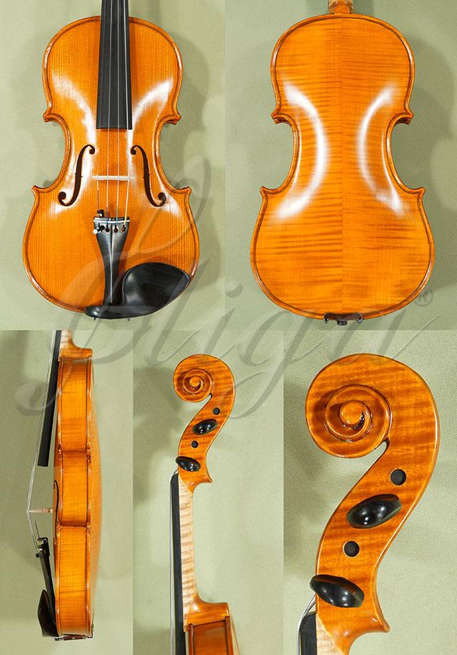 Antiqued 4/4 WORKSHOP 'GEMS 1' Left Handed Violin