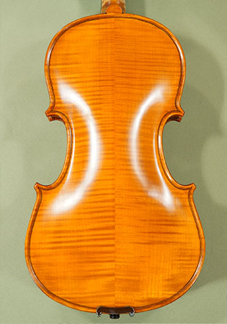 Antiqued 4/4 WORKSHOP 'GEMS 1' Left Handed Violin on sale