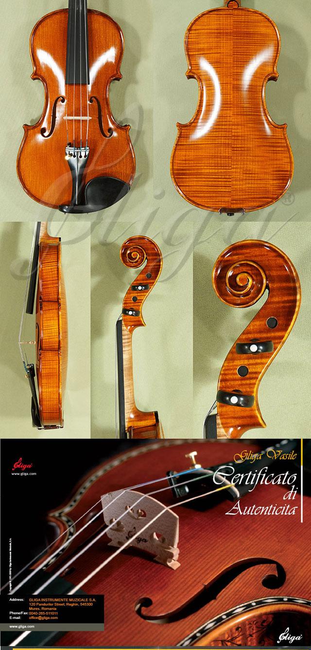 4/4 MAESTRO VASILE GLIGA Left Handed Violin