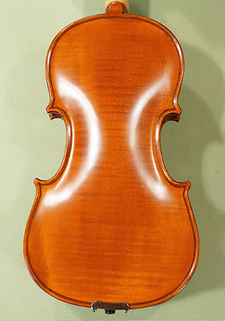 Antiqued 4/4 WORKSHOP 'GEMS 1' One Piece Back Violin on sale