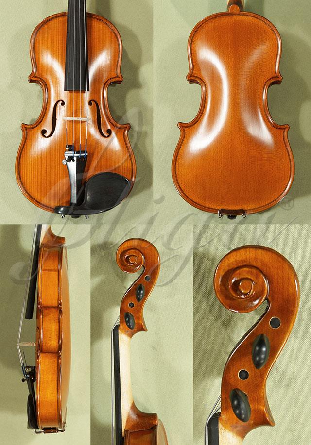 1/8 School 'GENIAL 1-Oil' Left Handed Violin