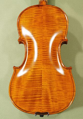 Antiqued 4/4 PROFESSIONAL \'GAMA\' Left Handed Violin