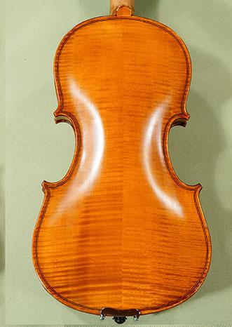 Antiqued 7/8 WORKSHOP 'GEMS 1' Left Handed Violin on sale