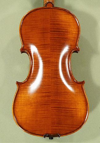 Antiqued 4/4 PROFESSIONAL 'GAMA Super' Left Handed Violin on sale
