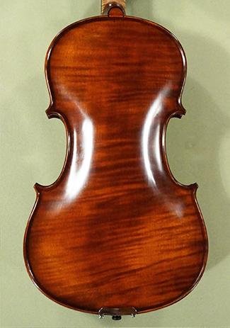 Antiqued 4/4 MAESTRO GLIGA One Piece Back Violin 'Guarneri' on sale