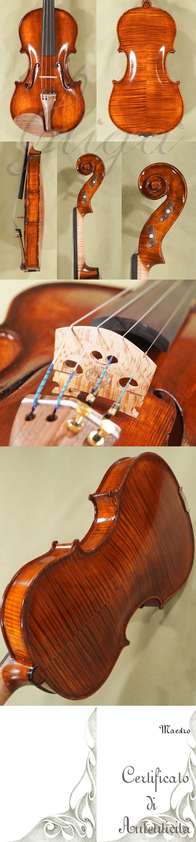 Spirit Varnish Antiqued 4/4 CERUTI MAESTRO Violin