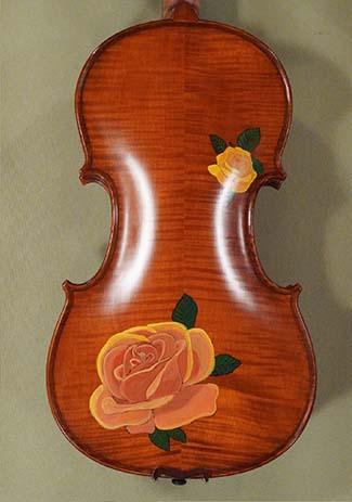 4/4 WORKSHOP 'GEMS 1' Roses Violin on sale