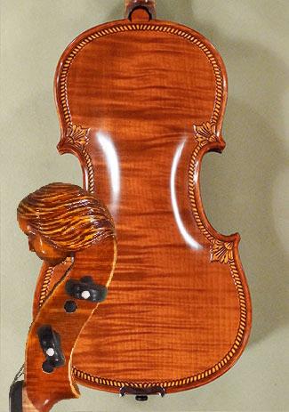 4/4 MAESTRO VASILE GLIGA 'Girl' Scroll One Piece Back Violin on sale