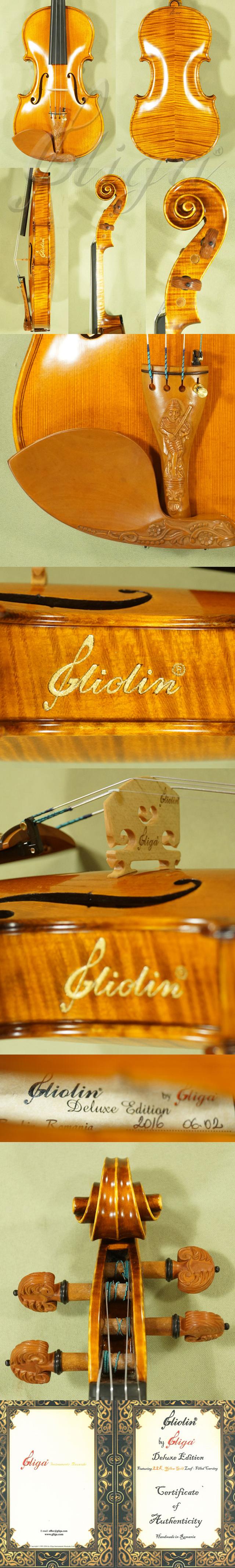 4/4 GLIOLIN Deluxe Edition Violin