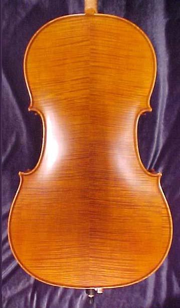 3/4 PROFESSIONAL \'GAMA\' Cello on sale