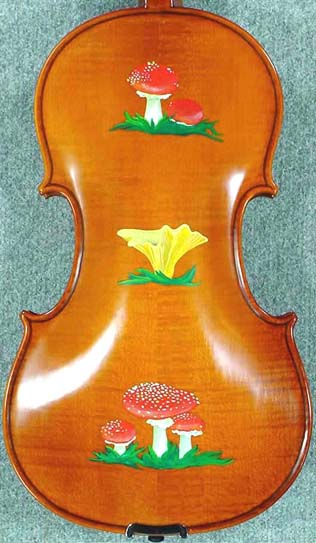 4/4 WORKSHOP 'GEMS 1' Mashrooms Violin on sale