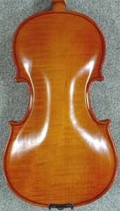 1/2 School 'GENIAL 2-Nitro' One Piece Back Violin on sale