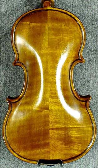 Antiqued 1/32 School 'GENIAL 1-Oil' Violin on sale