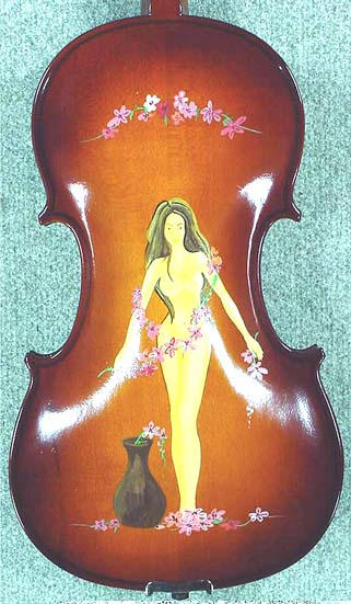 Artistic 4/4 School \'GENIAL 2-Nitro\' Nude Violin on sale