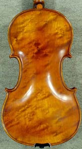 Special 4/4 PROFESSIONAL 'GAMA S' Bird's Eye Violin on sale