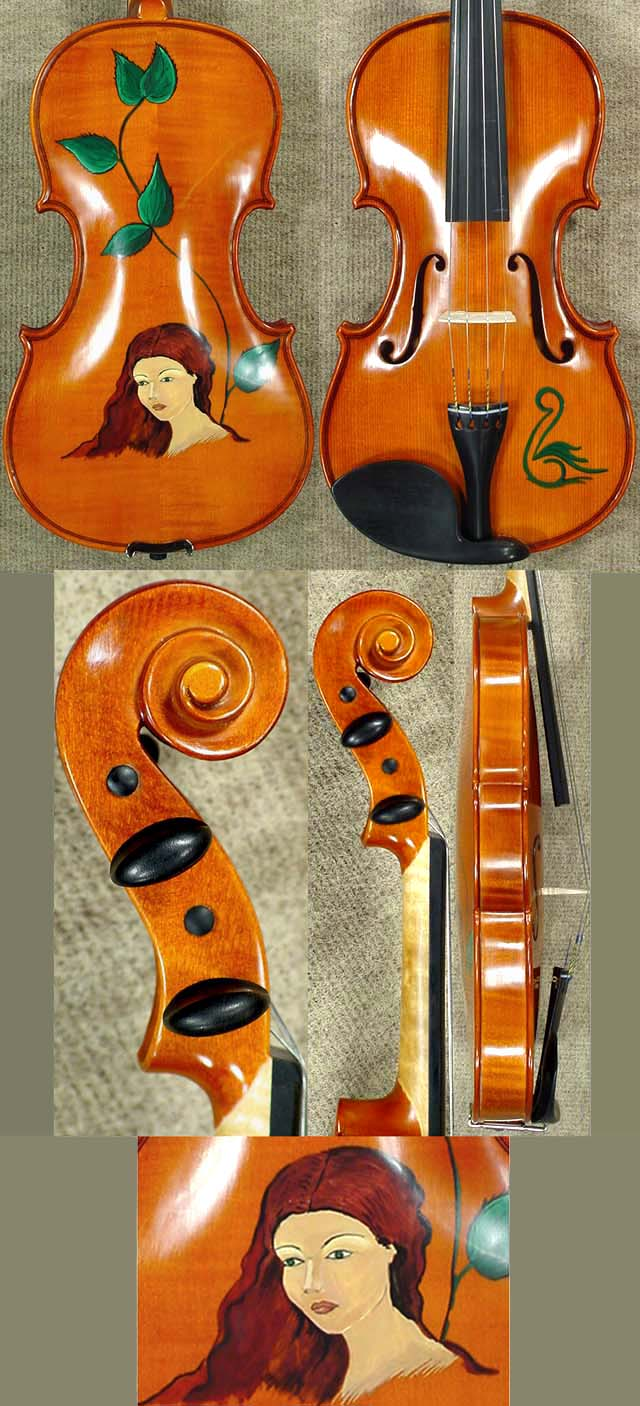Artistic 3/4 WORKSHOP 'GEMS 1' Portret Violin