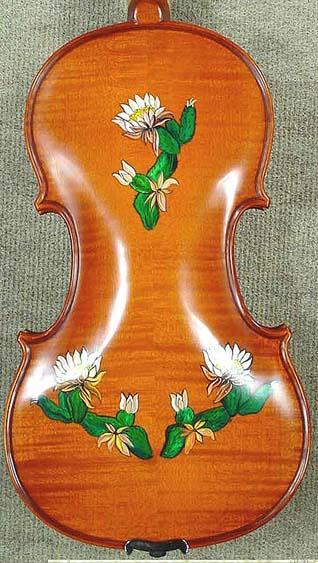 4/4 WORKSHOP \'GEMS 1\' Flowers Violin  on sale