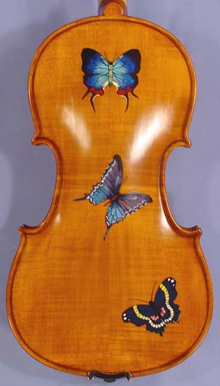 Artistic 4/4 School 'GENIAL 1-Oil' Butterflies Violin on sale