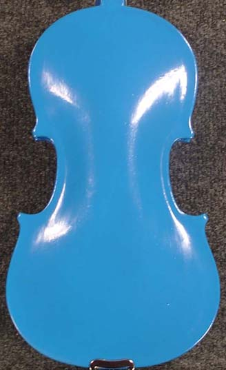 Design 1/4 School 'GENIAL 1-Oil' Blue Violin on sale