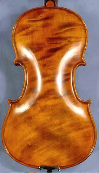 3/4 MAESTRO GLIGA Wild Maple One Piece Back Violin on sale
