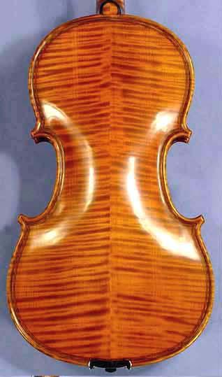 4/4 MAESTRO VASILE GLIGA Inlaid Double Purfling Tyrolean Lion Scroll 'Tyrolean' Scroll Violin  on sale