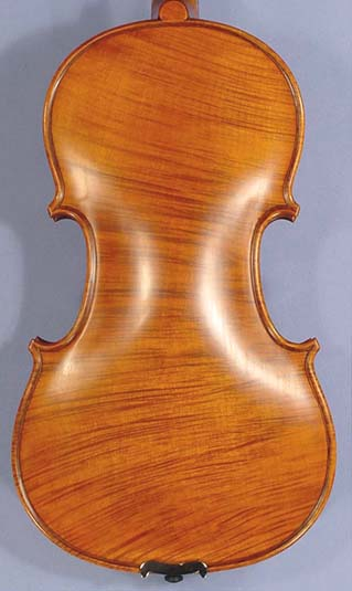 4/4 PROFESSIONAL 'GAMA Super' Wild Maple One Piece Back Violin on sale