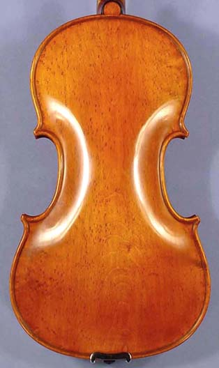 Special 4/4 PROFESSIONAL 'GAMA ' Bird's Eye One Piece Back Violin on sale