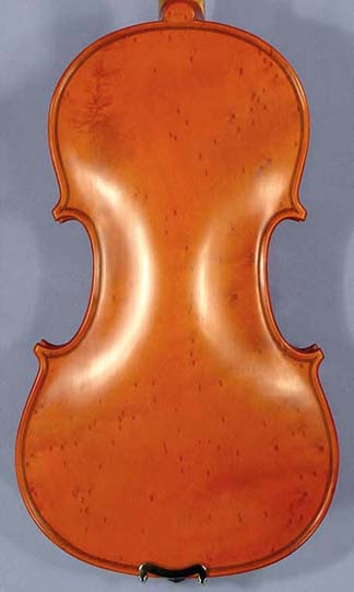 4/4 ADVANCED Student 'GEMS 2' Violin One Piece Back on sale