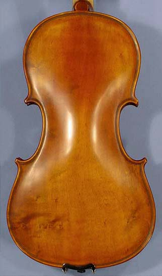 Special Antiqued 3/4 ADVANCED Student 'GEMS 2' Bird's Eye One Piece Back Violin on sale