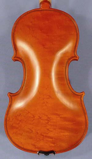 1/4 WORKSHOP 'GEMS 1'   One Piece Back Bird's Eye Maple Violin on sale