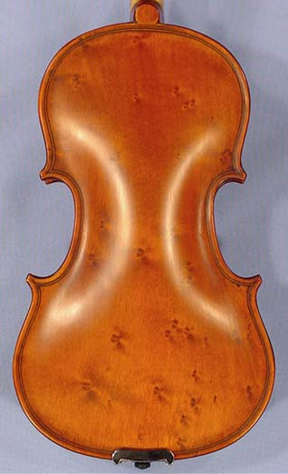 Special 1/10 WORKSHOP 'GEMS 1' Bird's Eye One Piece Back Violin on sale