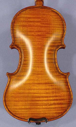 Antiqued 1/32 WORKSHOP \'GEMS 1\' One Piece Back Violin on sale