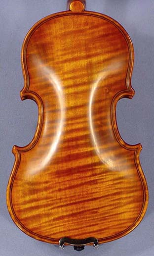 Antiqued 1/32 PROFESSIONAL \'GAMA Super\' One Piece Back Violin