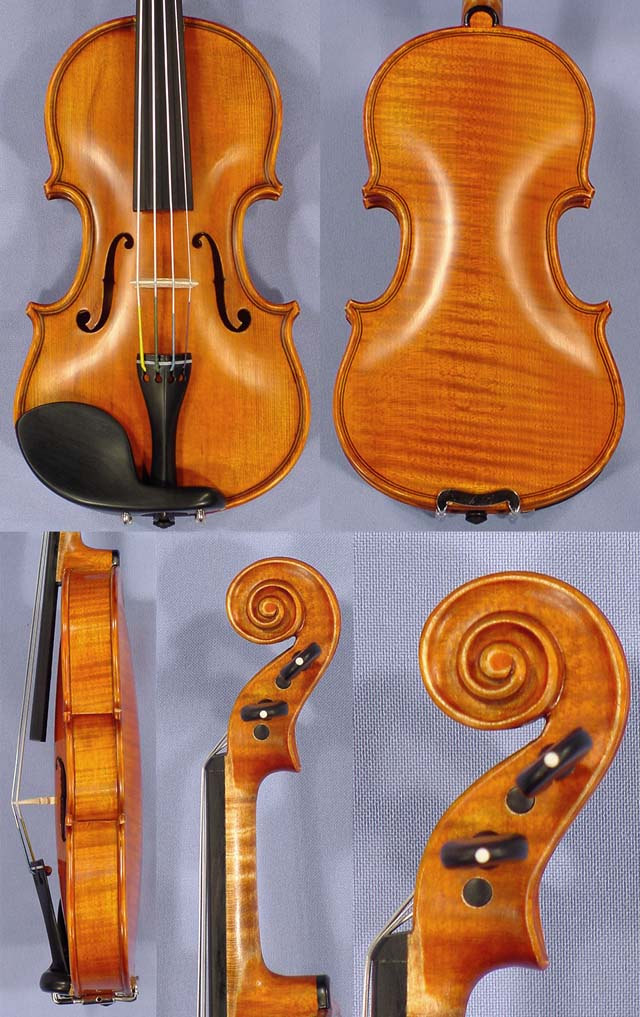 1/32 PROFESSIONAL 'GAMA Super' One Piece Back Violin