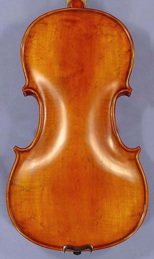 Antiqued 4/4 WORKSHOP 'GEMS 1' Bird's Eye Maple One Piece Back Violin on sale
