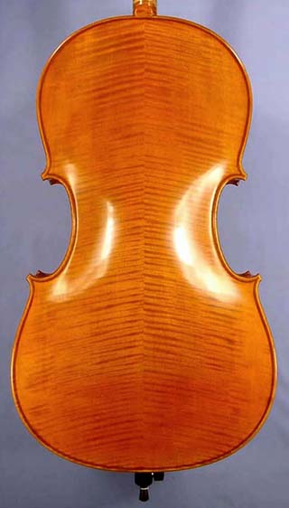 Beautiful 7/8 PROFESSIONAL Gama Cello on sale