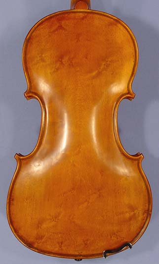 Student 4/4 Genial 1 Antiqued ''Bird's Eye One Piece Back'' Violin on sale