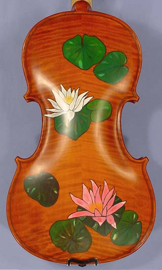 4/4 WORKSHOP 'GEMS 1' Lotus Violin  on sale