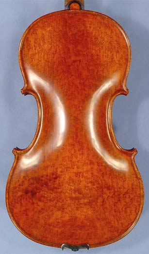 4/4 MAESTRO VASILE GLIGA Bird's Eye Maple One Piece Back Violin on sale