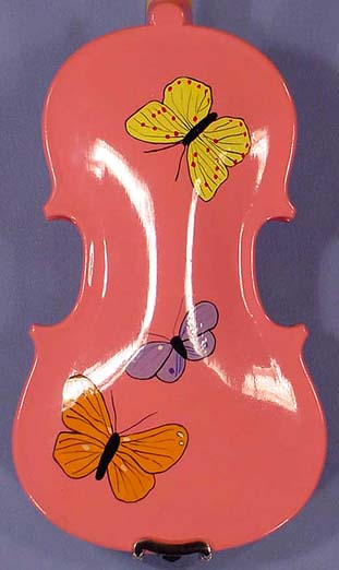 1/16 ADVANCED Student 'GEMS 2' Butterflies Violin on sale