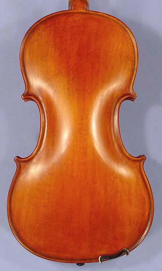 Antiqued 4/4 School 'GENIAL 1-Oil' Bird's Eye Maple One Piece Back Violin on sale